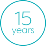 Anthesis consultants have an average of 15 years' experience